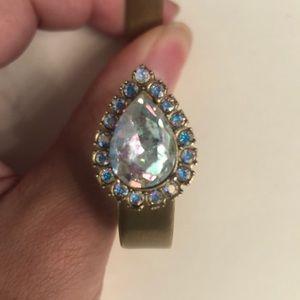 Jewelry - Loren Hope Sarra rhinestone cuff bracelet